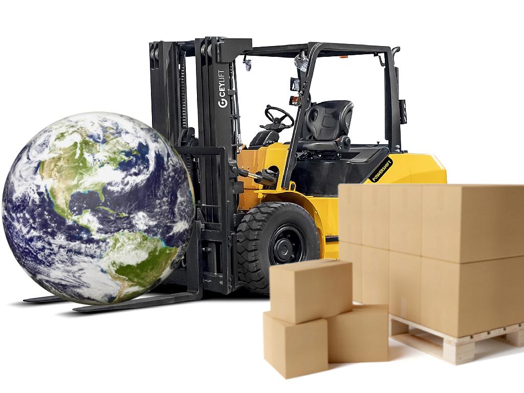 Analizler - Küresel Forklift Piyasasında 2030 Yılına Kadar %2.8 YBBO Öngörülüyor