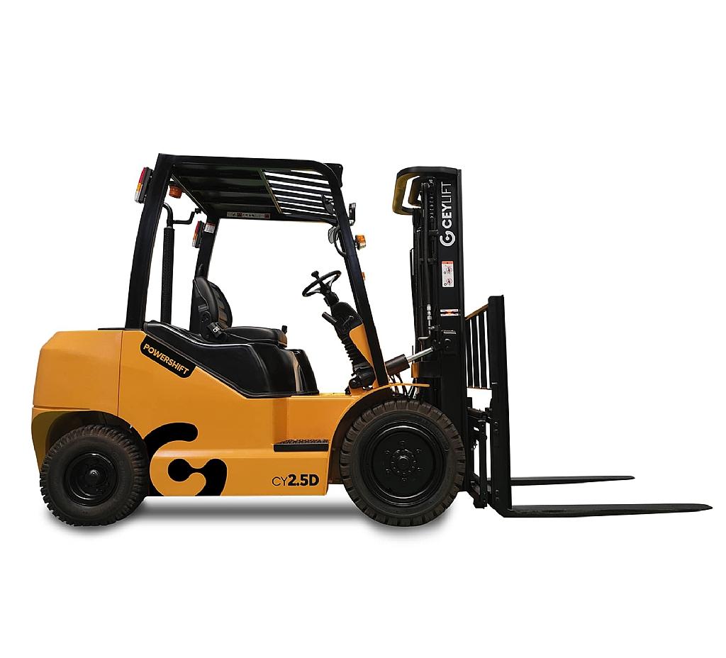 Dizel Forklift 1
