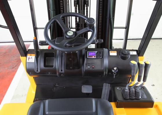 Dizel Forklift 2
